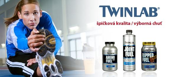 Twinlab - špičková kvalita / výborná chuť