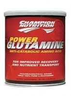 POWER GLUTAMINE 454g Champion Nutrition